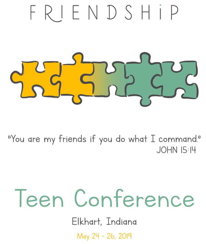 Teen Conference - Friendship (large)